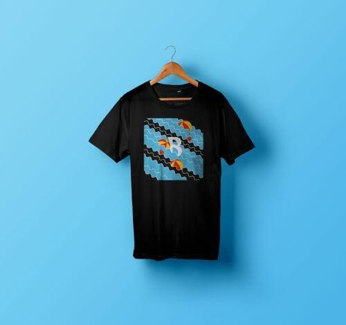 T-shirt Ogunquit